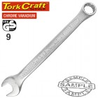 COMBINATION  SPANNER 9MM
