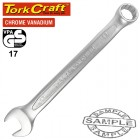 COMBINATION  SPANNER 17MM
