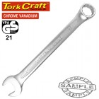 COMBINATION  SPANNER 21MM
