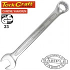 COMBINATION  SPANNER 23MM