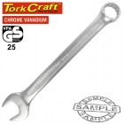 COMBINATION  SPANNER 25MM