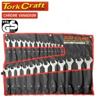 26PCS COMBINATION SPANNER SET 6-32MM
