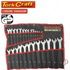 26PCS DEEP OFFSET COMBINATION SPANNER SET 6-32MM
