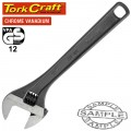 "SHIFTING SPANNER 12"" 300MM 0-33.5MM"