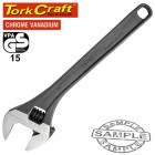 "SHIFTING SPANNER 15"" 375MM 0-43.1MM"
