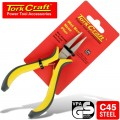 PLIER BENT NOSE 120MM