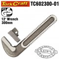 REPL. JAW SET PIPE WRENCH HEAVY DUTY 300MM