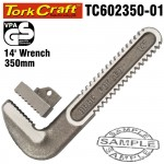 REPL. JAW SET PIPE WRENCH HEAVY DUTY 350MM