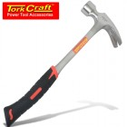 HAMMER CLAW 700G (24OZ) ALL STEEL WITH ERGONOMIC GRIP & FULL POL HEAD