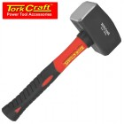 HAMMER CLUB 1.8KG (4LB) FIBREGLASS HANDLE 220MM