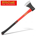 AXE FELLING 1.8KG FIBREBLASS HANDLE 860MM