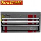 TORK CRAFT 3 DRAWER TOP BOX RACING STYLE TOOL BOX