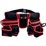 TOOL POUCH NYLON WITH BELT 14 POCKET + LOOPS