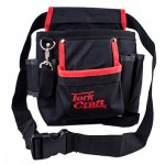 TOOL POUCH NYLON WITH BELT 7 POCKET