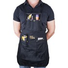WORK APRON W/5 POCKET TOOL HOLDERS
