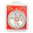 DIA.CUP WHEEL 100X22.23MM TURBO COLD PRESSED