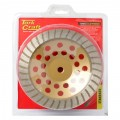 DIA. CUP WHEEL 180MM X M14 TURBO COLD PRESSED