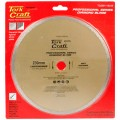 DIAMOND BLADE 230MM X 22.22 CONTINUES RIM