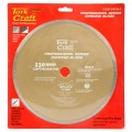 DIAMOND BLADE CONTINUES THIN RIM 230X22.22MM