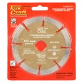 DIAMOND BLADE 10MM SEG FOR CUTTING BUILDING MATERIALS 115MM 22X23MM