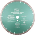 DIAMOND BLADE 300 x 25.4MM OLD CONCRETE HOT PRESSED SEGMENTED