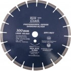 DIAMOND BLADE 300 x 25.4MM OLD CONCRETE LASER WELDED SEGMENTED