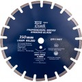 DIAMOND BLADE 350x25.4MM ASPHALT LASER WELDED SEGMENTED TAR
