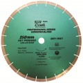 DIAMOND BLADE 350x25.4MM ASPHALT HOT PRESSED SEGMENTED TAR