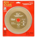 DIAMOND BLADE 200X25.4MM TURBO