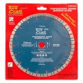 DIAMOND BLADE TURBO-SEGMENTED 230X22.23MM