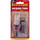 DECKING TOOL 8G STD HEAD PRE-DRILL & COUNTERSINK