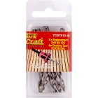 REPL. DRILL BIT FOR DECKING TOOL 12G X 5PC PRE-DRILL AND COUNTERSINK