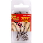 REPLACEMENT DRILL BITS 12G X 5PC FOR DECKING TOOL TCDT012-01