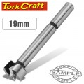 FORSTNER BIT 19MM CARDED