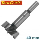 FORSTNER BIT 40MM CARDED