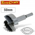 FORSTNER BIT 50MM CARDED