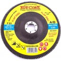 FLAP DISC 180MM 15 DEG.ANGLE 80GRIT