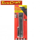 TORCH LED ALUM FOCUS ADJ 600LM BLK USE 3 X C-CELL BAT 3 MODE FLASH LIG