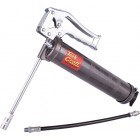 PISTOL GRIP GREASE GUN CARTRIDGE TYPE C/W FLEXIBLE SPOUT + FIXED SPOUT