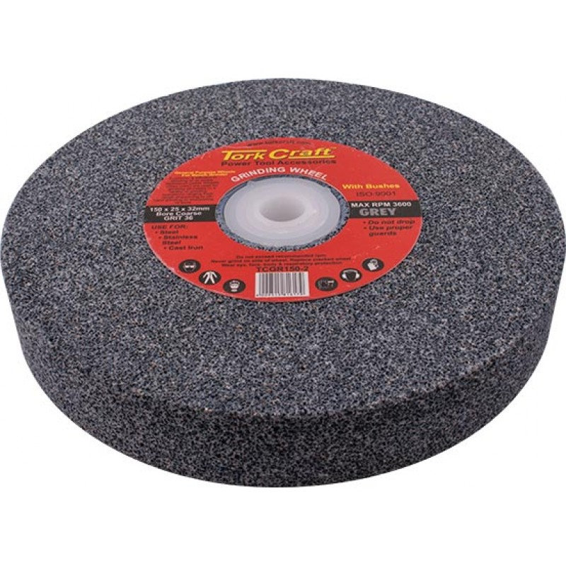 Astonishing Grinding Wheel 150X25X32Mm Bore Coarse 36Gr W Bushes For Dailytribune Chair Design For Home Dailytribuneorg