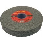 GRINDING WHEEL 150X25X32MM BORE FINE 60GR W/BUSHES FOR B/G GREEN