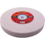 GRINDING WHEEL 150X20X32MM WHITE COARSE 36GR W/BUSHES FOR BENCH GRIN