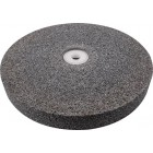 GRINDING WHEEL 200X25X32MM BORE COARSE 36GR W/BUSHES FOR BENCH GRINDER