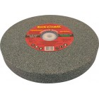 GRINDING WHEEL 200X25X32MM GREEN COARSE 36GR W/BUSHES FOR BENCH GRIN