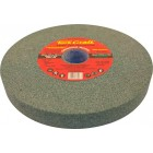 GRINDING WHEEL 200X25X32MM BORE FINE 60GR W/BUSHES FOR B/G GREEN