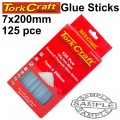 GLUE STICK 07 X 200MM 125PC 1KG HOT MELT GEN. PURPOSE EVA 18000CPS