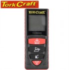 LASER DISTANCE METER 0.2 - 40M MIN/MAX INCL. AAA BATTERIES CONTR