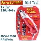 MINI TOOL 230V 170W ROTARY VARIABLE SPEED 8000 - 32500 RPM