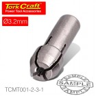 COLLET 3.2MM FOR TCMT001 MINITOOL
