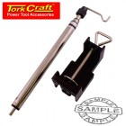 MINI ROTARY TOOL HANGING STAND TELESCOPIC HANGING HOOK WITH DESK CLAMP
